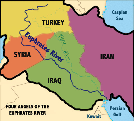 four-angels-of-the-euphrates-river